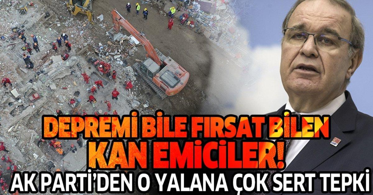 Son dakika: AK Parti Sözcüsü Ömer Çelik'ten CHP'ye çok sert tepki: 'Bu  ahlak dışı yalanı lanetliyoruz' - Takvim