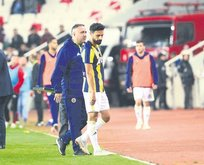 Mehmet Ekici 3 hafta yok!