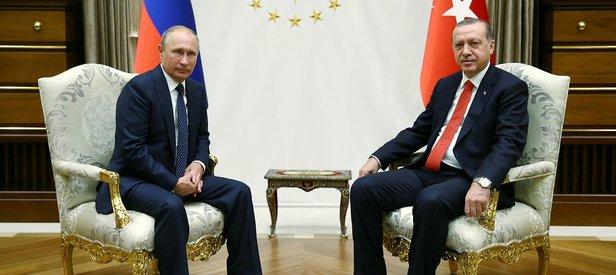 İlk durak Rusya