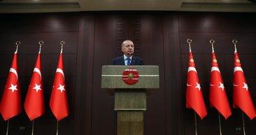 Başkan Erdoğan açıkladı: İşte koronavirüse karşı alınan tedbirler ve ekonomik destekler