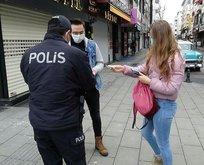 İstanbul'da 20 yaş denetimi! Polis tek tek kimlik sordu