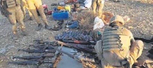 Batı'nın silahları PKK'nın elinde