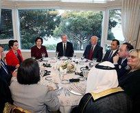 Cumhurbaşkanı Erdoğan, Danıştay'ın yemeğine katıldı