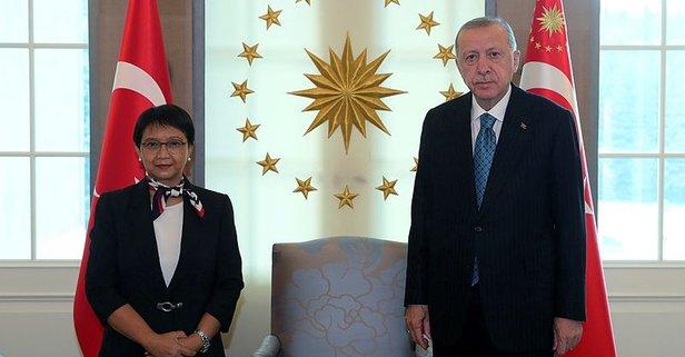 Başkan Erdoğan'dan Ankara'da önemli kabul