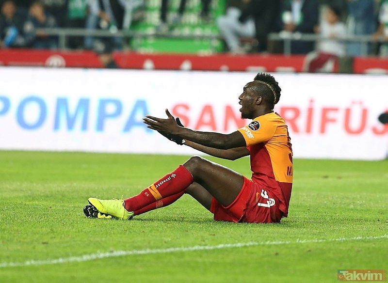 Galatasaray'da Diagne dönemi bitti! İşte transfer olacağı kulüp ve alacağı para...