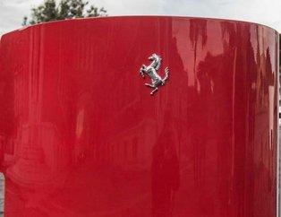 İşte Ferrari'nin yeni modeli! Görenler şaşkınlıklarını gizleyemedi!