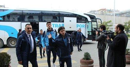 Trabzon 3 puana kilitlendi