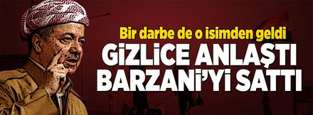 Talabani'nin oğlu da Barzani'yi sattı