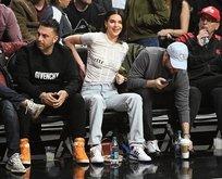 Kendall Jenner'ın NBA aşkı!