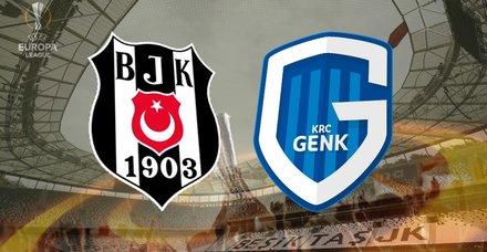 Beşiktaş - Genk maçı ne zaman, hangi kanalda, saat kaçta?  UEFA Avrupa Ligi