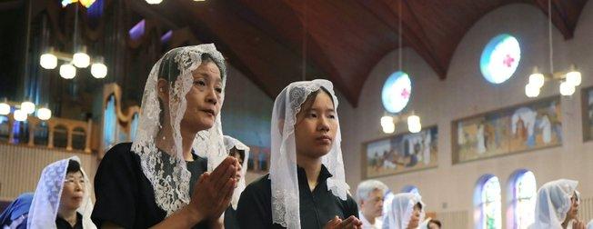Nagasaki'deki facianın 74. yılında atom bombası kurbanları Japonya'da anıldı