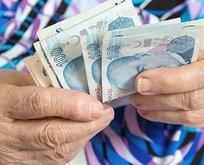 SSK SGK ve Bağ-Kur zamlı emekli maaşı ek ödeme kaç TL?