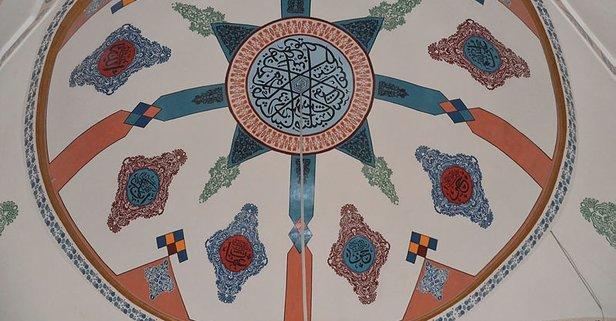600 yıllık camide sona doğru