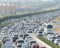 Pazartesi bu araçların trafiğe çıkması yasak
