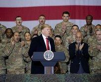 Beyaz Saray açıkladı! Trump ilk kez ziyaret etti