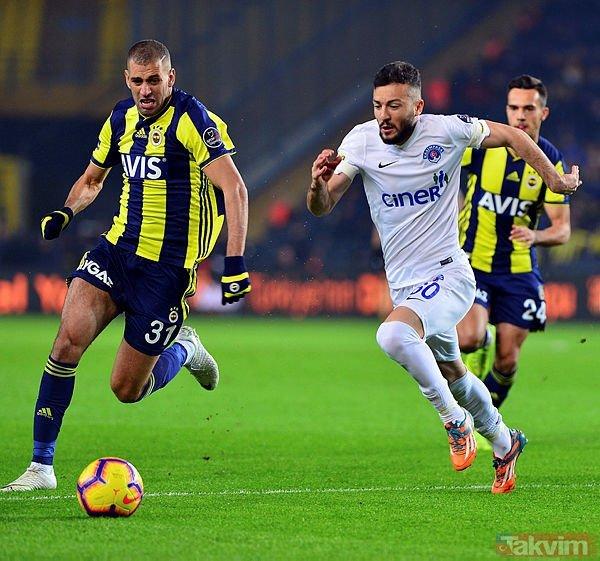 Fenerbahçe'de flaş ayrılık! İmzayı attı