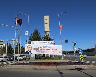Diyarbakırda Cumhurbaşkanı Erdoğan heyecanı