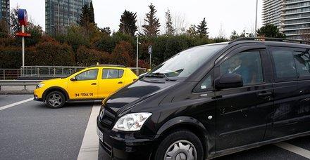 Taksici-UBER kavgasında ilk karar