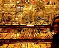 Kapalıçarşı'da gram altın 302 liradan işlem gördü