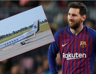İşte Messi'nin süper lüks uçağı ( En pahalı uçak kimin? )