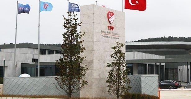 TFF'den yayıncı kuruluş ile ilgili açıklama