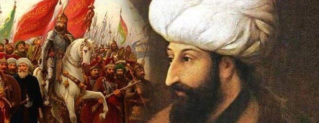 Fatih Sultan Mehmed'in gerçek resmi bilinenden çok farklı (Osmanlı padişahlarının gerçek halleri)
