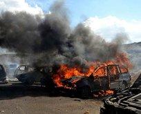 Suriye'nin kuzeyinde bombalı terör saldırısı
