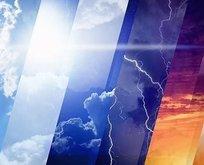 Yarına dikkat! Meteoroloji haritayı paylaştı! Tek tek sıraladı
