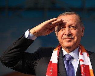 Başkan Erdoğan Kayseri'den dünyaya seslendi: Hangi alçak bize zincir vuracakmış