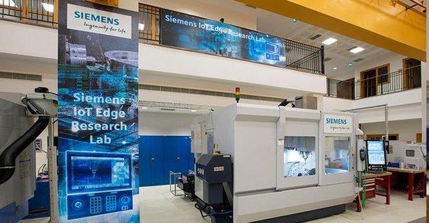 Siemens'ten laboratuvar