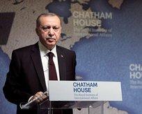 Erdoğan: 'Hamas terör örgütü değildir'