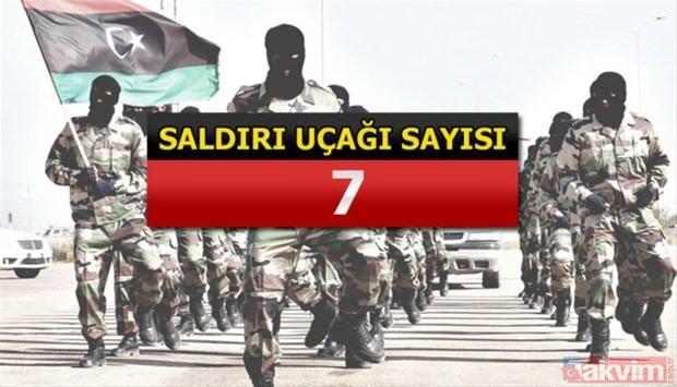 Yeri göğü inletiyorlar! İslam Ordusu Koalisyonuna katılan ülkelerin gücü...