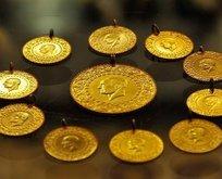 Altın yükselişe geçti! Çeyrek ve gram altın ne kadar?