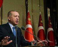 Başkan'dan Kılıçdaroğlu'na sert yanıt