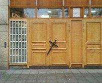 İsveç'te camiye ırkçı saldırı!