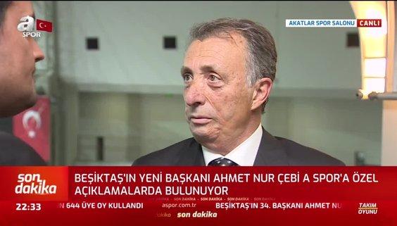 Ahmet Nur Çebi'den Abdullah Avcı açıklaması