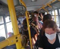 Bununa adı yüzsüzlük! Hem fazla yolcu aldı hem de...