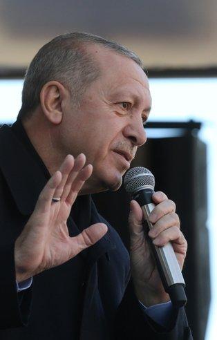 Başkan Erdoğan Burdur ve Isparta'da büyük bir coşkuyla karşılandı