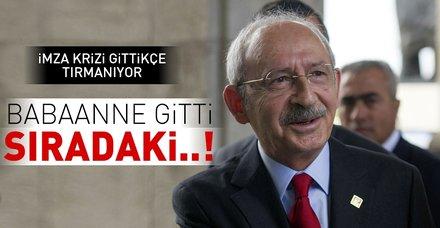 """""""İmzalar toplandı"""" iddiasına Kılıçdaroğlu'ndan yanıt"""