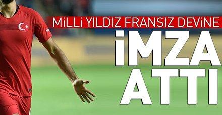 Mehmet Zeki Çelik Lille ile sözleşme imzaladı