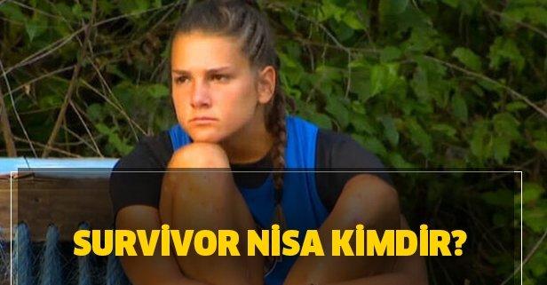Survivor Nisa kaç yaşında, nereli?