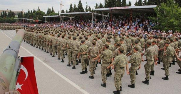 Jandarma uzman erbaş ek sınavı ne zaman?