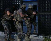Terör örgütü DEAŞ'a operasyon!