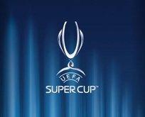 UEFA Süper Kupa sahibini buluyor! Madrid açıkladı
