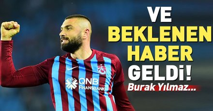 Beşiktaşta flaş Burak Yılmaz kararı!