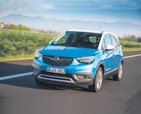 Opel'den yeni atak: Crossland x