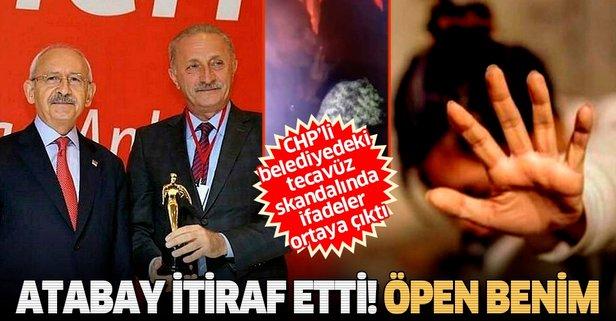 CHP'li Atabay'ın ifadesi ortaya çıktı