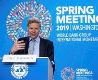 IMF yöneticisinden flaş Türkiye açıklaması