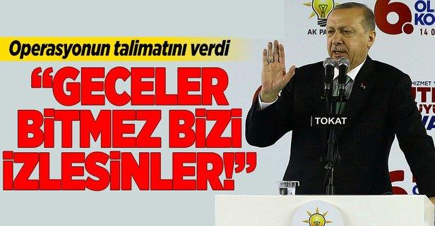 Erdoğan: Operasyona Afrinle devam edeceğiz!