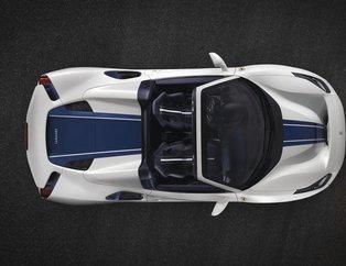 Ferrari 488 Pista Spider tanıtıldı